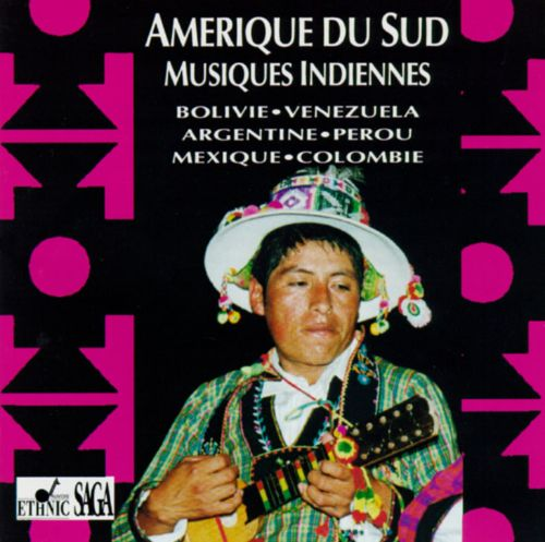 South America Indian Music