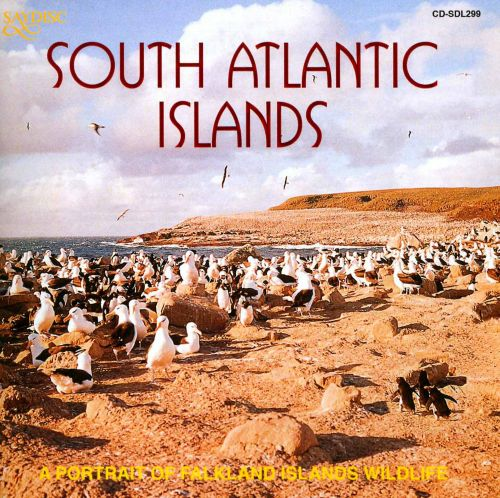 South Atlantic Islands: A Portrait of Falkland Islands