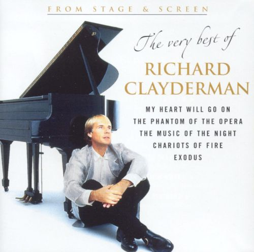 Very Best of Richard Clayderman: From Stage &