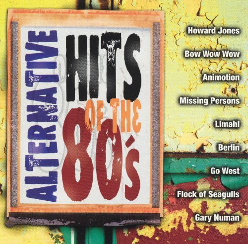 Alternative Hits Of The 80s