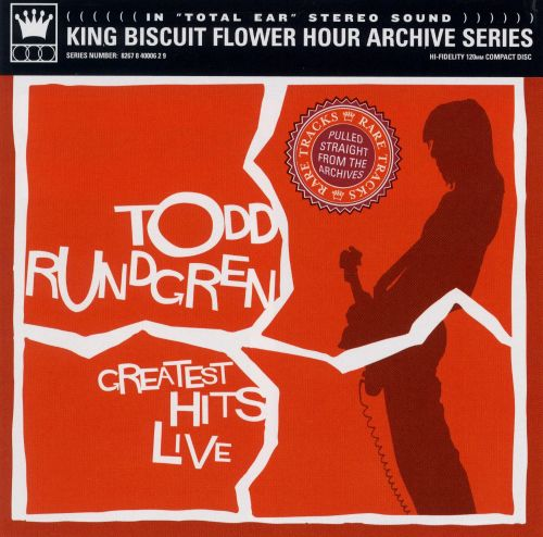 Greatest Hits Live (King Biscuit Flower Hour)