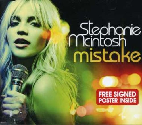 Mistake [Import CD]