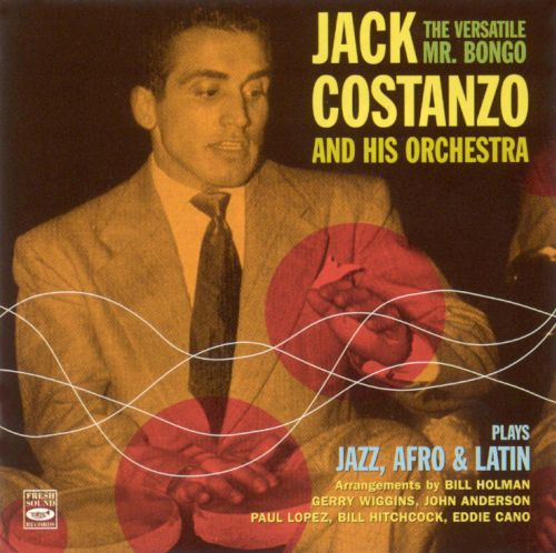 Image result for Jack Costanzo albums