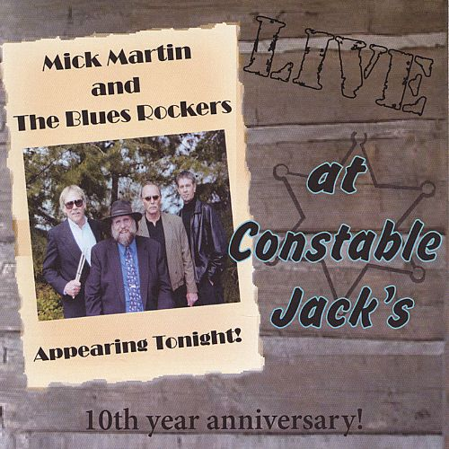 Live at Constable Jacks