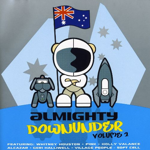 Almighty, Vol. 4: Almighty Downunder