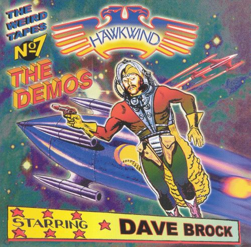The Weird Tapes, Vol. 7: Dave Brock, The Demos
