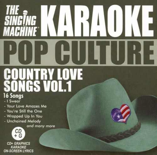 Pop Culture: Country Love Song, Vol. 1