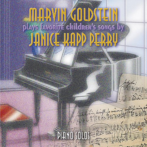 Plays Favorite Children's Songs by Janice Kapp Perry