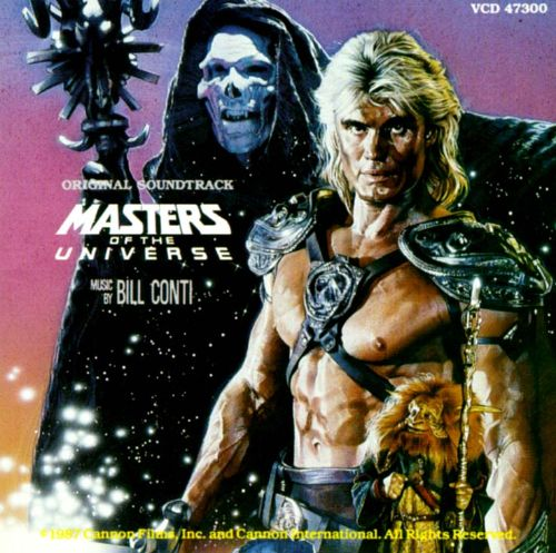 Masters Of The Universe 1987 Bill Conti Songs