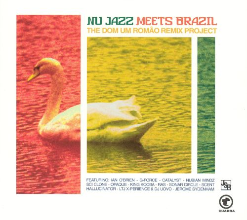 Nu Jazz Meets Brazil: The Dom Um Romão Remix Project