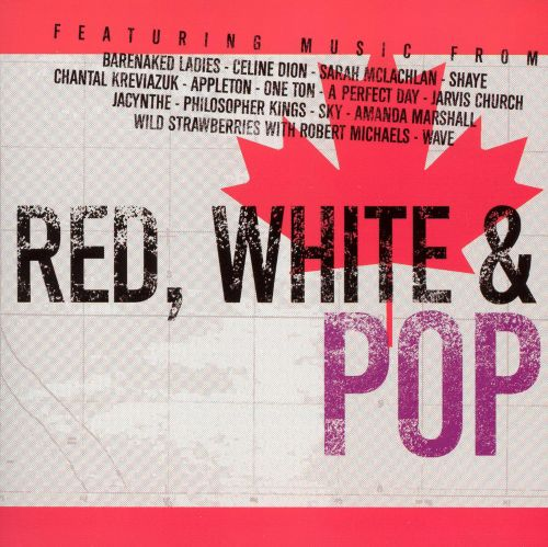 Red, White and Pop