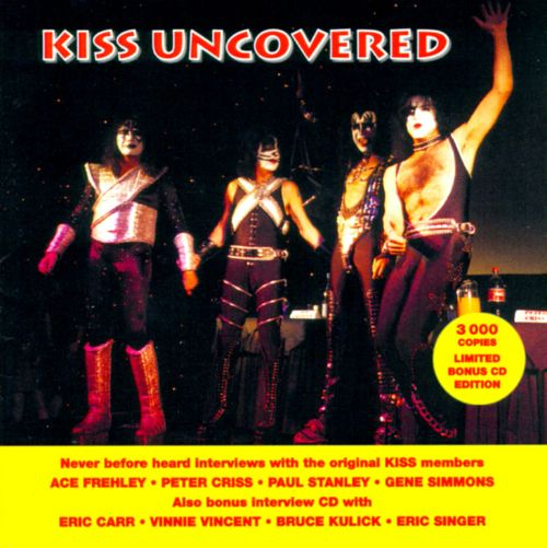 Kiss Uncovered