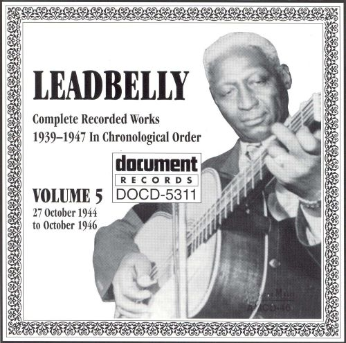 Complete Recorded Works, Vol. 5 (1944-1946)