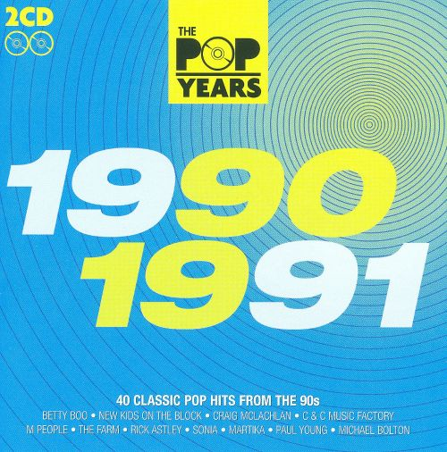 The Pop Years 1990-1991