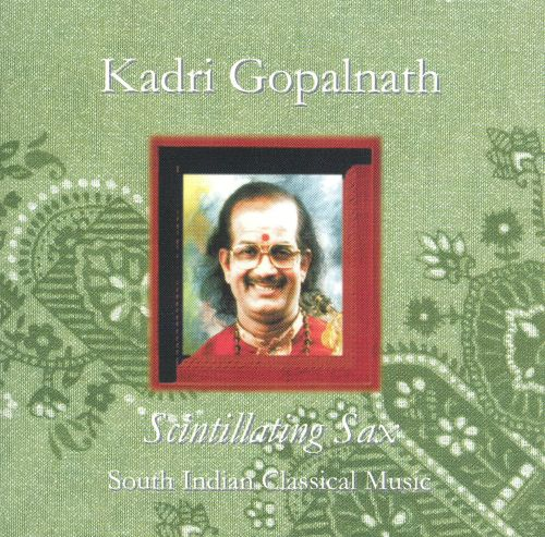 Scintillating Sax: South Indian Classical