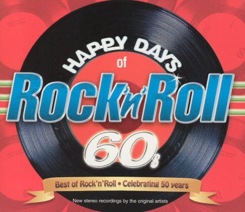 Happy Days of Rock 'n' Roll 60s [Bonus DVD]