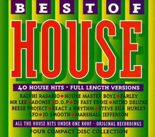 Best of House [UK]