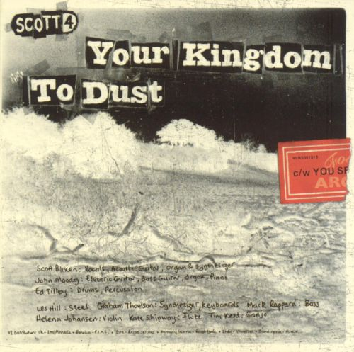 Your Kingdom to Dust/You Set the Scene