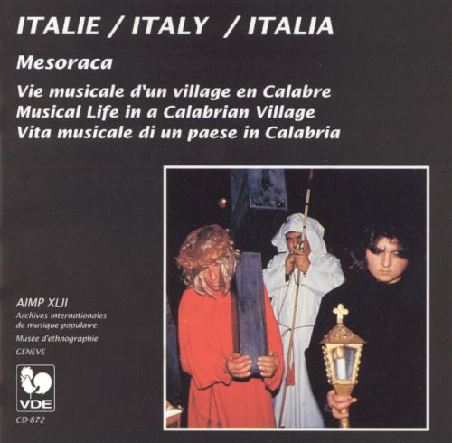 Musical Life in a Calabrian Village