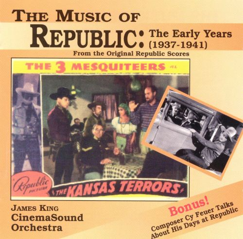 The Music of Republic: The Early Years (1937-1941)