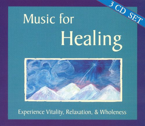 Music for Healing: Experience Vitality, Relaxation