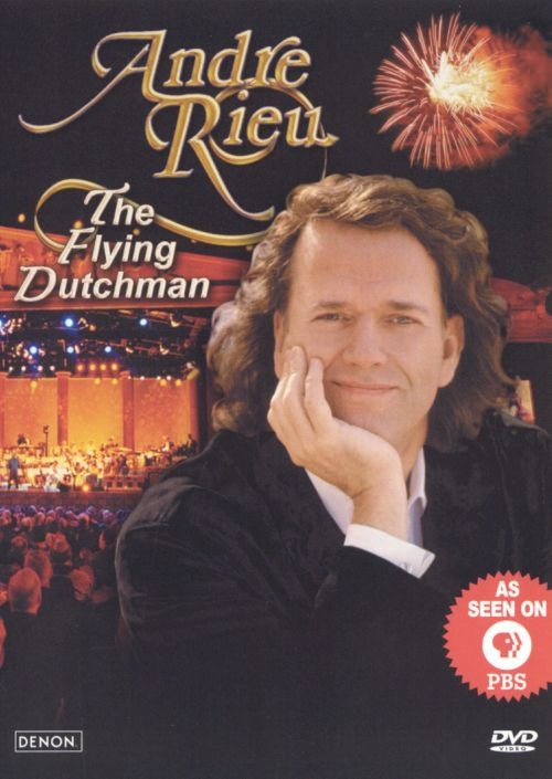 The Flying Dutchman [DVD]
