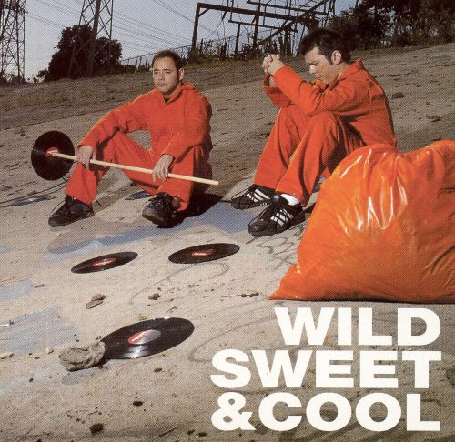 Wild Sweet and Cool [CD/12
