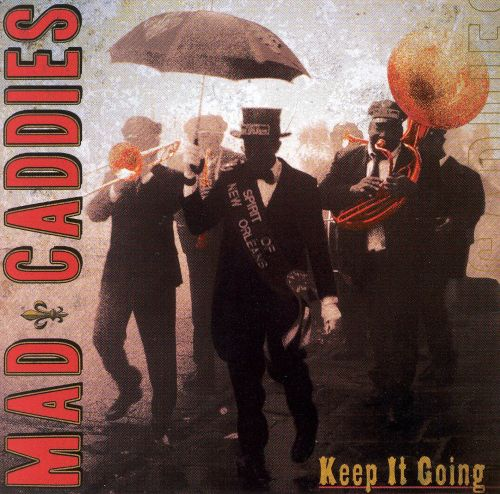 Mad caddies no sex track list