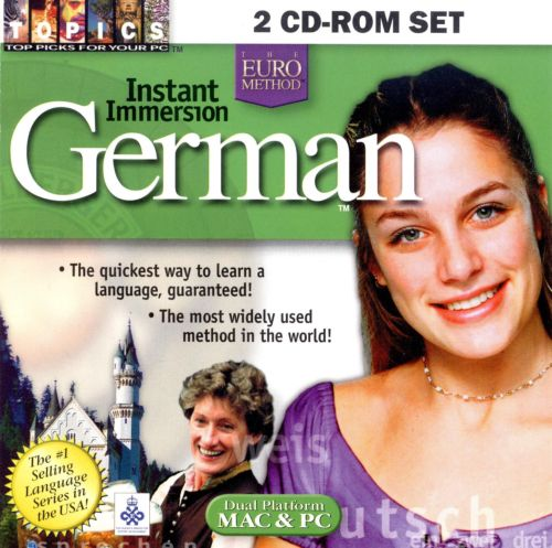Instant Immersion: German