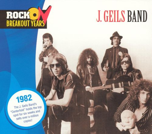 Rock Breakout Years: 1982