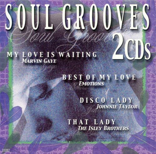 Soul Grooves [Platinum Disc 2 CD]