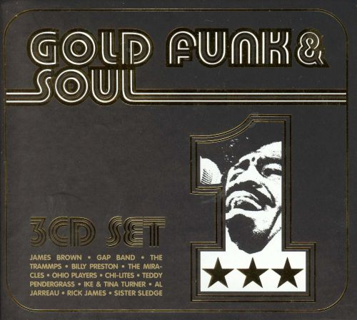 Gold Funk and Soul