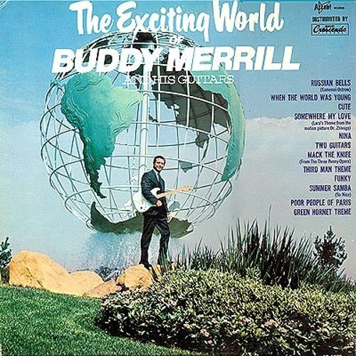 Exciting World of Buddy Merrill