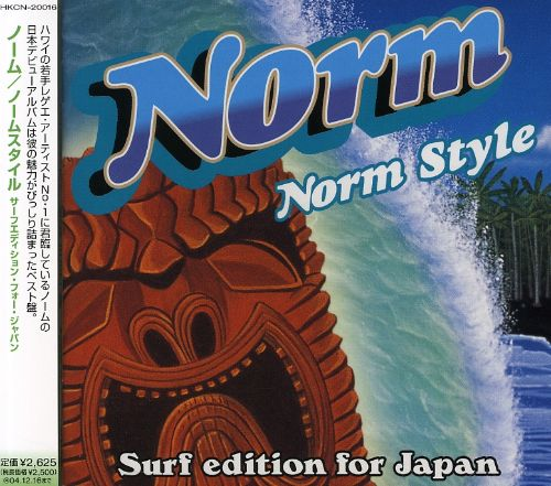 Norm Style: Surf Edition for Japan
