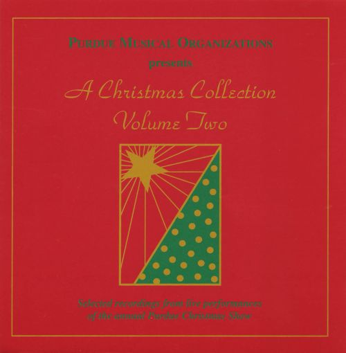 Christmas Collection, Vol. 2 [Purdue Music]