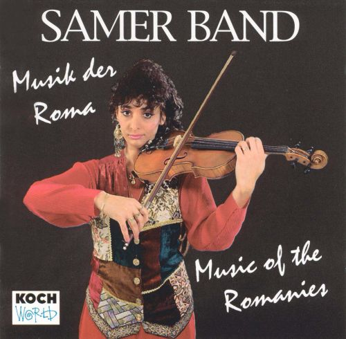 Music of the Romanies