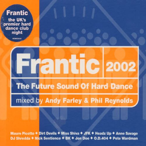 Frantic 2002: The Future Sound