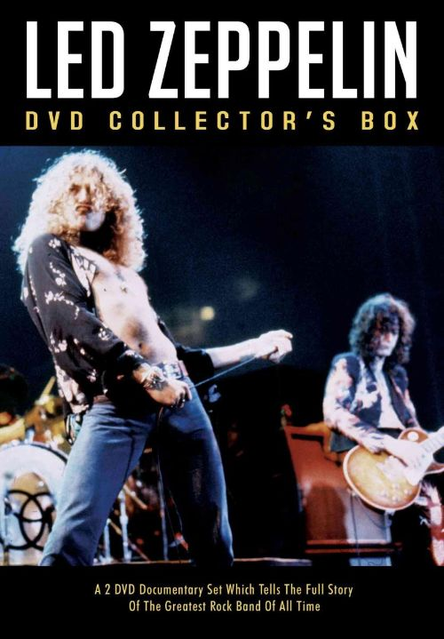 DVD Collectorbox Unauthorized