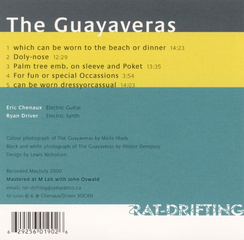 The Guayaveras