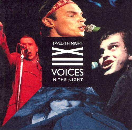 Voices in the Night [2 Discs]