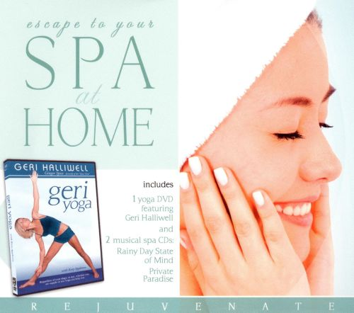 Escape to Your Spa at Home: Rainy Day State of Mind/Private Paradise