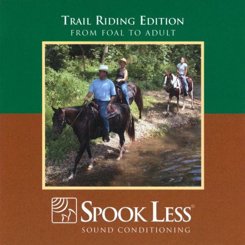 Spook Less: Trail Riding Edition