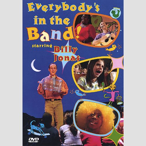 Everybody's in the Band [DVD]