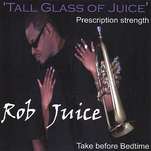Tall Glass of Juice