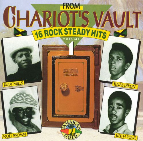 From Chariot's Vault, Vol. 2: 16 Reggae Hits