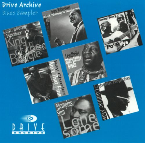 Blues Sampler [Drive Archive]