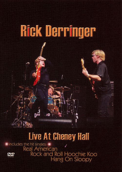 Live at Cheney Hall [DVD]