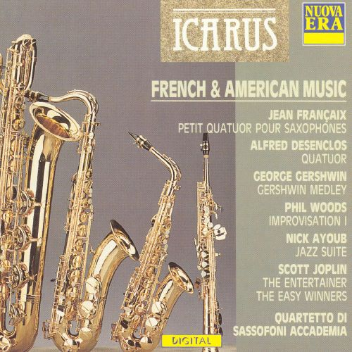 French & American Music for Saxophone