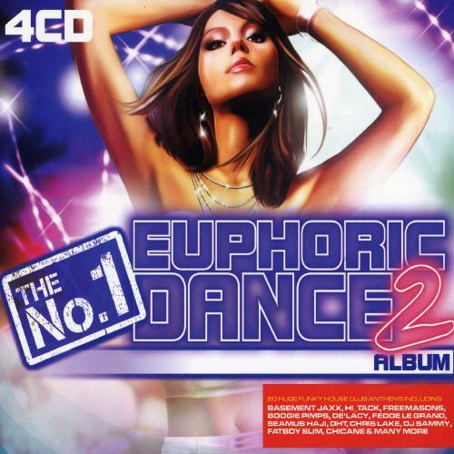 No. 1 Euphoric Dance Album, Vol. 2