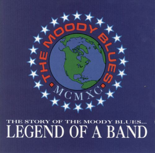 The Story of the Moody Blues    Legend of a Band - The Moody Blues
